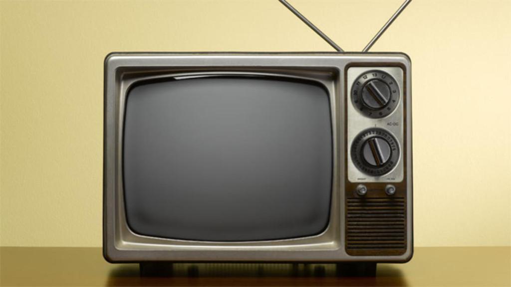 old-television-set